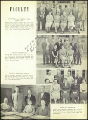 Page 11, 1953 Edition, Morristown High School - Cobbonian Yearbook (Morristown, NJ) online yearbook collection