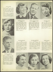 Page 14, 1953 Edition, Morristown High School - Cobbonian Yearbook (Morristown, NJ) online yearbook collection