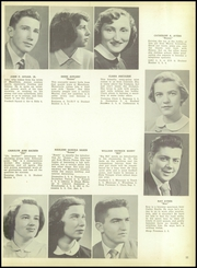 Page 15, 1953 Edition, Morristown High School - Cobbonian Yearbook (Morristown, NJ) online yearbook collection