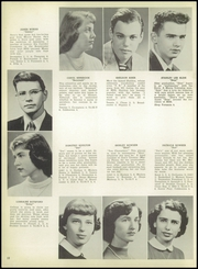 Page 16, 1953 Edition, Morristown High School - Cobbonian Yearbook (Morristown, NJ) online yearbook collection