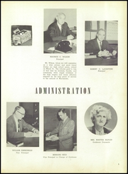 Page 9, 1953 Edition, Morristown High School - Cobbonian Yearbook (Morristown, NJ) online yearbook collection