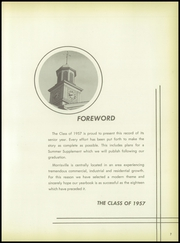 Morrisville High School - Robert Morris Yearbook (Morrisville, PA) online yearbook collection, 1957 Edition, Page 11