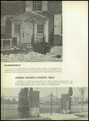 Morrisville High School - Robert Morris Yearbook (Morrisville, PA) online yearbook collection, 1957 Edition, Page 12