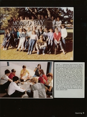 Morro Bay High School - Treasure Chest Yearbook (Morro Bay, CA) online yearbook collection, 1986 Edition, Page 13 of 192