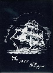 Morse High School - Clipper Yearbook (Bath, ME) online yearbook collection, 1957 Edition, Cover