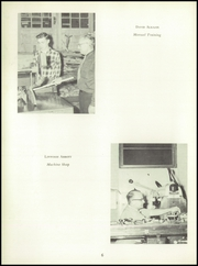 Page 10, 1957 Edition, Morse High School - Clipper Yearbook (Bath, ME) online yearbook collection