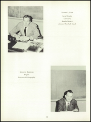 Page 12, 1957 Edition, Morse High School - Clipper Yearbook (Bath, ME) online yearbook collection