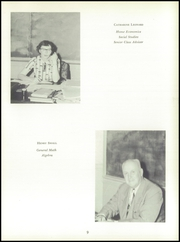 Page 13, 1957 Edition, Morse High School - Clipper Yearbook (Bath, ME) online yearbook collection