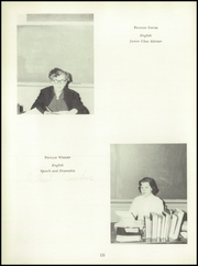 Page 14, 1957 Edition, Morse High School - Clipper Yearbook (Bath, ME) online yearbook collection