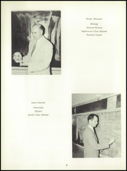 Page 8, 1957 Edition, Morse High School - Clipper Yearbook (Bath, ME) online yearbook collection