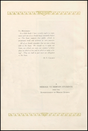 Page 10, 1931 Edition, Morton High School - Cauldron Yearbook (Morton, IL) online yearbook collection
