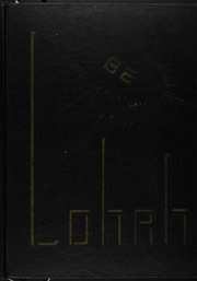 Morton High School - Lohah Yearbook (Morton, TX) online yearbook collection, 1962 Edition, Cover