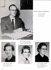 Page 12, 1962 Edition, Morton High School - Lohah Yearbook (Morton, TX) online yearbook collection