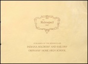 Morton Memorial Schools - Retrospect Yearbook (Knightstown, IN) online yearbook collection, 1927 Edition, Page 5 of 84