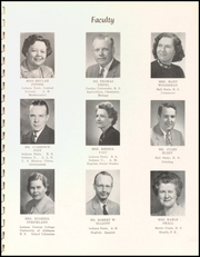 Page 11, 1957 Edition, Morton Memorial Schools - Retrospect Yearbook (Knightstown, IN) online yearbook collection