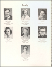 Page 12, 1957 Edition, Morton Memorial Schools - Retrospect Yearbook (Knightstown, IN) online yearbook collection