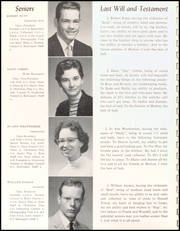 Page 14, 1957 Edition, Morton Memorial Schools - Retrospect Yearbook (Knightstown, IN) online yearbook collection