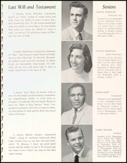 Page 15, 1957 Edition, Morton Memorial Schools - Retrospect Yearbook (Knightstown, IN) online yearbook collection