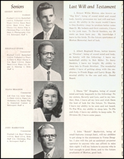 Page 16, 1957 Edition, Morton Memorial Schools - Retrospect Yearbook (Knightstown, IN) online yearbook collection