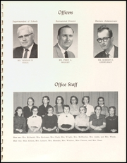 Page 9, 1957 Edition, Morton Memorial Schools - Retrospect Yearbook (Knightstown, IN) online yearbook collection