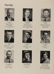 Page 8, 1959 Edition, Morton Memorial Schools - Retrospect Yearbook (Knightstown, IN) online yearbook collection