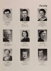 Page 9, 1959 Edition, Morton Memorial Schools - Retrospect Yearbook (Knightstown, IN) online yearbook collection