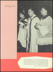 Page 11, 1955 Edition, Most Holy Trinity High School - Triad Yearbook (Brooklyn, NY) online yearbook collection