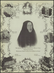 Page 10, 1953 Edition, Mother Cabrini High School - Shrine Yearbook (New York, NY) online yearbook collection