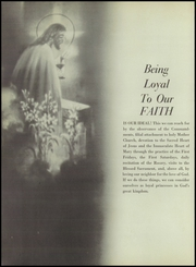 Page 14, 1953 Edition, Mother Cabrini High School - Shrine Yearbook (New York, NY) online yearbook collection