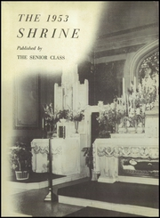 Page 6, 1953 Edition, Mother Cabrini High School - Shrine Yearbook (New York, NY) online yearbook collection