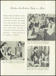 Page 11, 1958 Edition, Mother of Mercy High School - Mercywood Yearbook (Cincinnati, OH) online yearbook collection