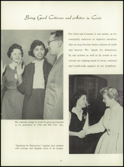 Page 12, 1958 Edition, Mother of Mercy High School - Mercywood Yearbook (Cincinnati, OH) online yearbook collection