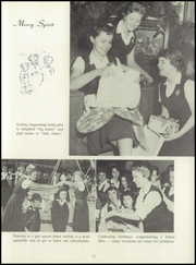 Page 15, 1958 Edition, Mother of Mercy High School - Mercywood Yearbook (Cincinnati, OH) online yearbook collection
