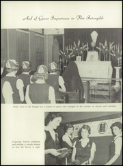 Page 16, 1958 Edition, Mother of Mercy High School - Mercywood Yearbook (Cincinnati, OH) online yearbook collection