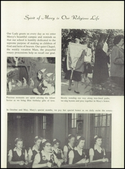 Page 17, 1958 Edition, Mother of Mercy High School - Mercywood Yearbook (Cincinnati, OH) online yearbook collection