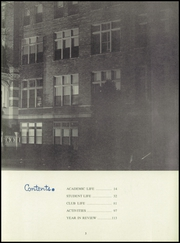 Page 7, 1958 Edition, Mother of Mercy High School - Mercywood Yearbook (Cincinnati, OH) online yearbook collection