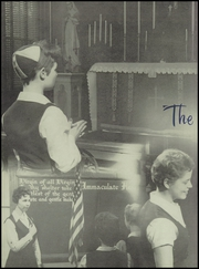Page 8, 1958 Edition, Mother of Mercy High School - Mercywood Yearbook (Cincinnati, OH) online yearbook collection