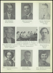 Page 13, 1953 Edition, Mound City High School - Eagle Memories Yearbook (Mound City, KS) online yearbook collection