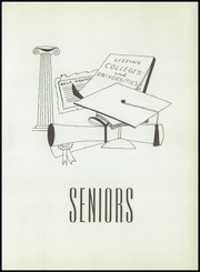 Page 15, 1953 Edition, Mound City High School - Eagle Memories Yearbook (Mound City, KS) online yearbook collection