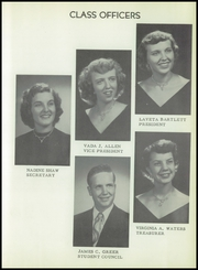 Page 17, 1953 Edition, Mound City High School - Eagle Memories Yearbook (Mound City, KS) online yearbook collection