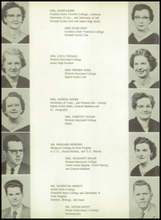 Page 12, 1956 Edition, Mount Airy High School - Torch Yearbook (Mount Airy, MD) online yearbook collection