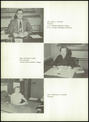 Page 14, 1956 Edition, Mount Airy High School - Torch Yearbook (Mount Airy, MD) online yearbook collection