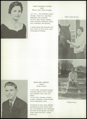 Page 16, 1956 Edition, Mount Airy High School - Torch Yearbook (Mount Airy, MD) online yearbook collection