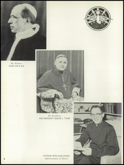 Page 10, 1956 Edition, Mount Carmel High School - Ave Maria Yearbook (Denver, CO) online yearbook collection