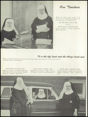 Page 12, 1956 Edition, Mount Carmel High School - Ave Maria Yearbook (Denver, CO) online yearbook collection