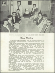 Page 16, 1956 Edition, Mount Carmel High School - Ave Maria Yearbook (Denver, CO) online yearbook collection