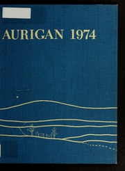 Mount Everett High School - Aurigan Yearbook (Sheffield, MA) online yearbook collection, 1974 Edition, Cover
