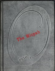 Mount Gilead High School - Mizpah Yearbook (Mount Gilead, OH) online yearbook collection, 1956 Edition, Cover