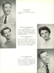 Page 11, 1956 Edition, Mount Gilead High School - Mizpah Yearbook (Mount Gilead, OH) online yearbook collection