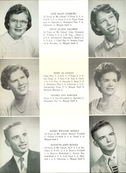 Page 12, 1956 Edition, Mount Gilead High School - Mizpah Yearbook (Mount Gilead, OH) online yearbook collection